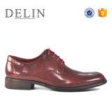 Новые моды официальных обувь с коровы из натуральной кожи для мужчин