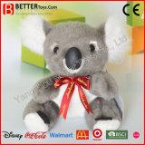 Brinquedo macio do animal enchido do Koala do luxuoso da alta qualidade En71 para miúdos