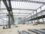 Edificios de acero industriales Pre-Dirigidos para el taller