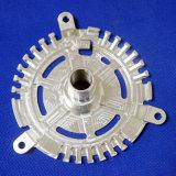 Maquinado CNC de alta precisão mecânica de girar as peças da engrenagem da máquina em alumínio / peças de usinagem CNC