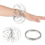 Magic игрушка Fidget Flowtoys кинетических пружины с другой стороны 3D танцы игрушка