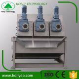 Оборудование шуги Dewatering для обработки сточных вод