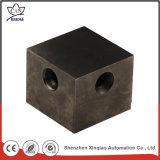 MetallEdelstahl, der CNC-maschinell bearbeitende kupferne Form-Teile prägt