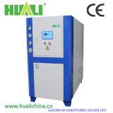 플라스틱 기계장치를 위한 상자 유형 일폭 산업 물 냉각 냉각장치