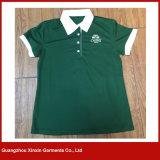 De naar maat gemaakte Katoenen van de Goede Kwaliteit Overhemden van Mensen voor Promotie (P43)