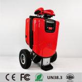 Las ruedas más nuevas vespa eléctrica, bicicleta eléctrica del plegamiento 3 de la movilidad con el Ce, En 12184 aprobado
