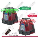Self-Levelling automático girando laser nível 300hv (vermelho)/300hvg (verde)