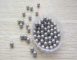 """4.7625mm 3/16 """" bolas de acero inoxidable para la aplicación médica"""