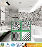 Azulejo de suelo de piedra esmaltado Polished rústico del buen diseño para al aire libre y de interior (SP6P634)