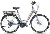 En15194 700c City bicicleta eléctrica com motor intermediária (FR-TDB12Z)
