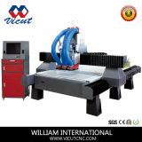 3つのツール自動スピンドルチェンジャーCNCの木工業機械(VCT-1530ASC3)