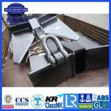 Pool-Anker mit ABS/CCS/BV/Nk/Kr Bescheinigung