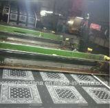 China-Fabrik-Erzeugnis-kundenspezifische reagierende Druck-Baumwollschwarz-Paisley-Bandanna