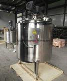 Mezclador revuelto vertical del tanque del acero inoxidable de la categoría alimenticia