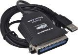 Nouvelles de haute qualité à 36 USB parallèle IEEE 1284 Câble adaptateur d'imprimante avec 230kbit/s de taux de transfert
