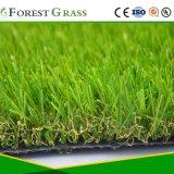 Qualität, die künstliches Gras für Hinterhof landschaftlich verschönert (WIE)
