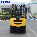 Forklift pequeno do Duplo-Combustível Forklift de um LPG de 3 toneladas para a venda