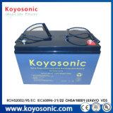 bateria recarregável do gel da bateria 200ah do cristal de ligação 12V