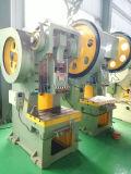 Macchina di perforazione di perforazione J21-100t delle presse di potere del bordo del foro degli utensili dell'acciaio inossidabile