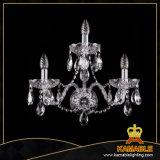 Для использования внутри помещений классической высокое качество Crystal настенный светильник (Ка-1651400-3 G)
