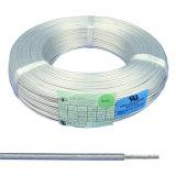 China de Teflón resistente al calor de cable de plástico
