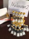 Más del 99% de pureza Melanotan 2 (MT-2) de la calidad de péptidos (10mg/vial)