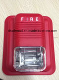 화재 경고, 화재 사이렌, 외침 점