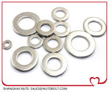 Квартира Washer/DIN125/Unc/Bsw/ASTM M16 Inless стальная