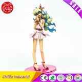 Figura calda del Anime della resina dei giocattoli della ragazza dolce (OEM)