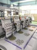 Máquina do tampão das cores da cabeça 9 de Wonyo 4 e do bordado do logotipo para a venda