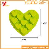 Molde/molde por atacado do chocolate do silicone das pilhas de Eco-Friendle 10