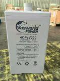 Röhrenbatterie des platten-Batterie-Hochleistungs--4opzv 200ah