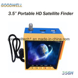 Usine alimentation directe par satellite HD 3,5 pouces Finder