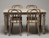 Presidenza di legno di banchetto della mobilia del giardino (C720-16)