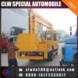 Dongfengテンシン高度操作のトラック、販売のための空気のプラットホームのトラック