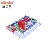 クリスマスのギフトはおもちゃのための電子ブロックのおもちゃのプラスチックブロックをからかう