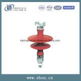 10kv aislante polimérico Pin, pin pin Serice Compuesto Aislante de montaje