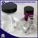 卸し売り空20gは化粧品のためのガラスクリーム色の瓶を取り除く