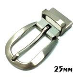 A curvatura de correia reversível do Pin da curvatura da liga do zinco do metal da alta qualidade para o vestido cerca as bolsas das sapatas do vestuário (XWS-ZD450)