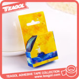Venta al por mayor de cinta de papel japonesa adhesiva de Washi, cinta de Washi