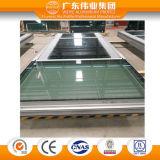 Profil en aluminium pour le mur rideau fait dans l'usine chinoise