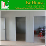 Quadratische Rohr-Spalte-Qualität vorfabriziertes Haus verwenden