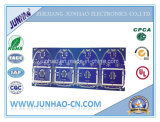2 Layer Fr4 Placa de Circuito Double-Side PCB LED Design PCB azul