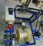 Enrrollamiento alguien encima de la máquina y del alambre del mecanismo de botes giratorios del alambre que reciclan el fabricante