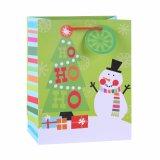 Бумажный мешок, мешок желания рождества бумажный, мешок подарка бумажный