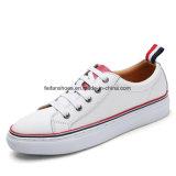 Мода женщин кожаные скейт повседневная обувь Srx0907-1 (2)