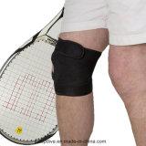 Protege contra torceduras reduciendo el dolor de rodilla Neopreno Two-Strap soporte