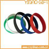 卸し売り多彩なシリコーンのブレスレット/Wristband