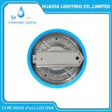 IP68 impermeabilizzano l'indicatore luminoso fissato al muro di superficie della piscina di 12V LED