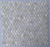 Shell blanco 14*24 del agua dulce en mosaico del acoplamiento